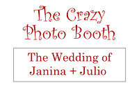 Janina + Julio PhotoBooth