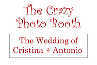Cristina + Antonio PhotoBooth